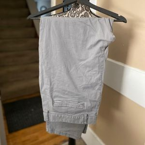 Men's Grey Old Navy Pants